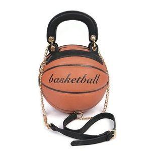NWT Basketball Clutch